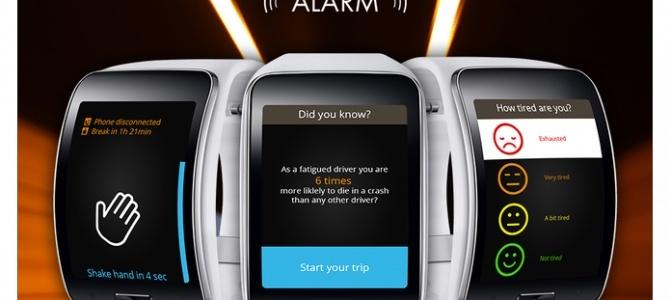 Conduce más seguro con esta alarma anti sueño