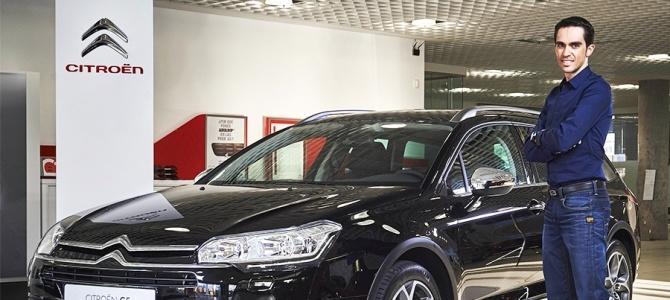 Bases legales del Concurso Citroën y Contador te quieren en su equipo