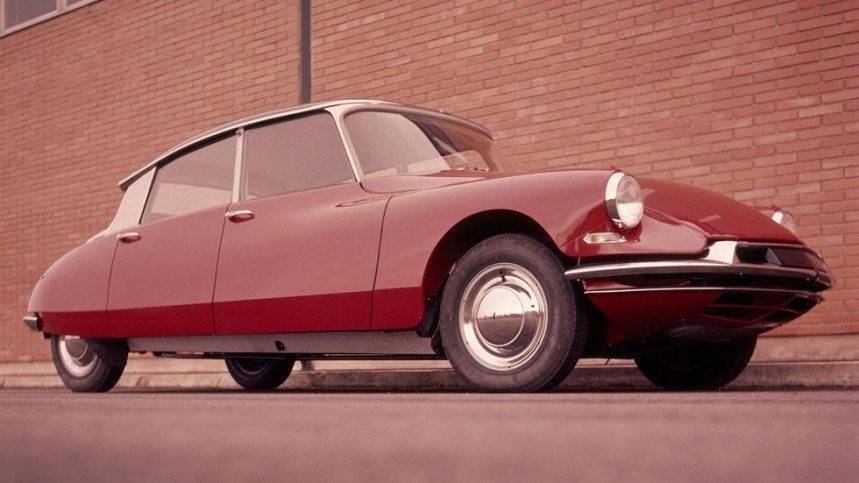 Los cinco mejores coches de… Citroën