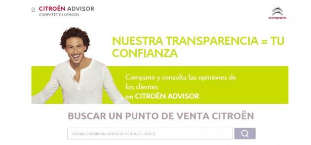 """Citroën Advisor: innovamos la relación con los clientes bajo la filosofía """"Be Different, Feel Good"""""""