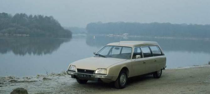 Citroën CX, 40 aniversario de un coche emblemático