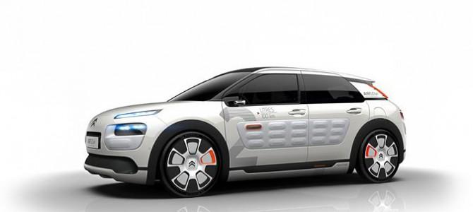 Todo sobre Citroën en el Salón de Paris