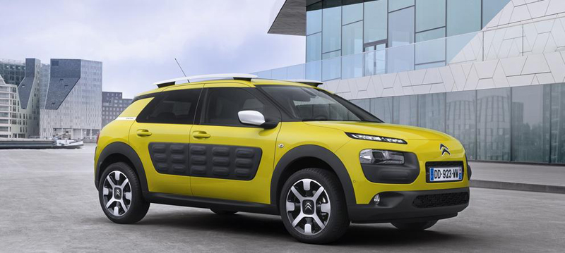 EL CITROËN C4 CACTUS, PROTAGONISTA EN LA TURKISH AIRLINES EUROLEAGUE FINAL FOUR
