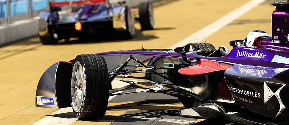 LA MARCA DS Y EL EQUIPO DS Virgin Racing BUSCAN LA VICTORIA