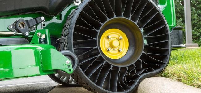 Michelin Tweel: el neumático que no se pincha llega al mercado