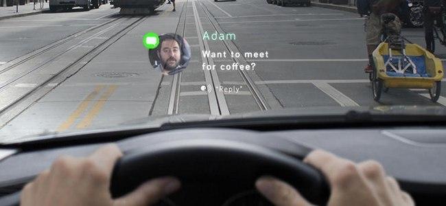 Navdy, las Google Glass para el coche