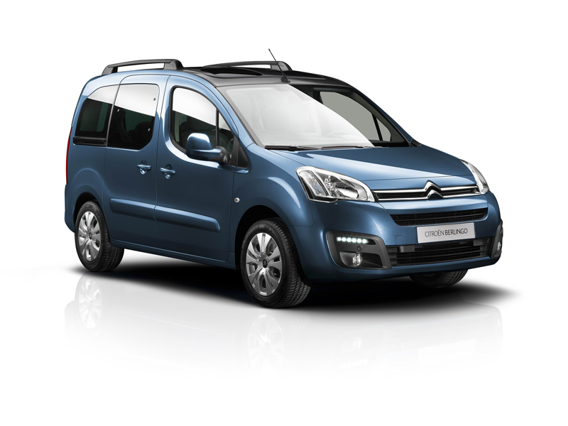 NUEVO CITROËN BERLINGO: EL LÍDER 'MADE IN SPAIN' SE RENUEVA