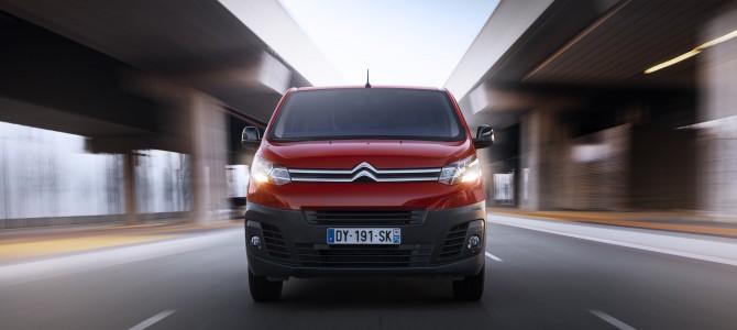 Nuevo Citroën Jumpy: para los héroes cotidianos