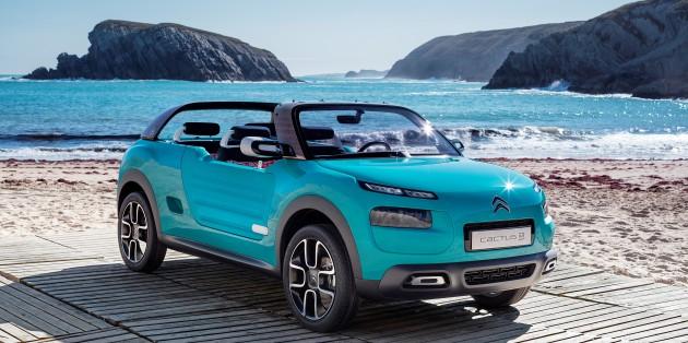 Nuevo concept car Cactus M: Free your Mind!