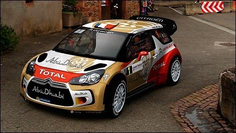 NUEVOS COLORES PARA EL DS 3 WRC