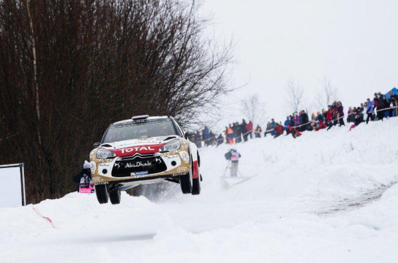 PUNTOS A CONQUISTAR POR LOS DS 3 WRC