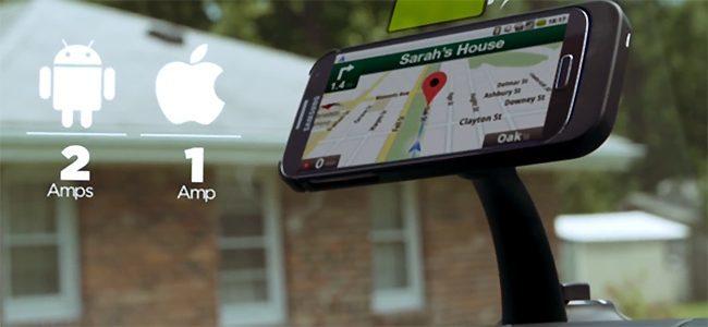 Revocharge: carga el móvil de forma inalámbrica en el coche