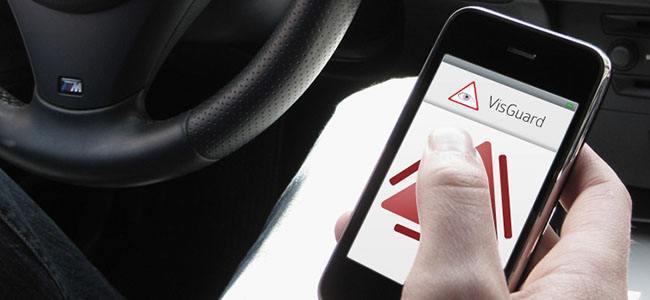 VisGuard: una app que evita que miremos el smartphone al volante