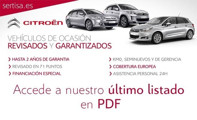 Sertisa, Concesionario Oficial Citroën en Barakaldo (Vizcaya)