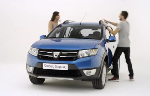 ¿Aún no conoces el nuevo Dacia Sandero Stepway?