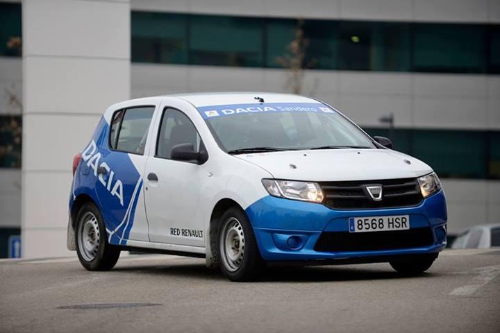 ¡La Dacia Sandero Rallye Cup ya tiene calendario para la temporada 2014!