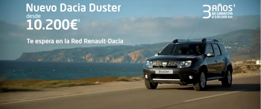 ¡Descubre el nuevo Dacia Duster!
