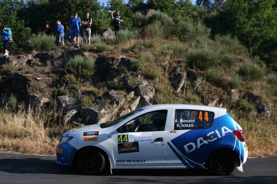 Rallye Ourense 2014