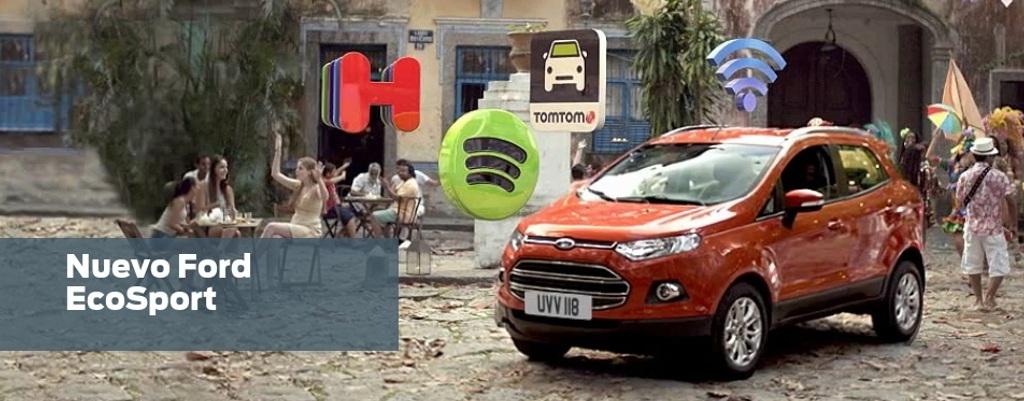 Garaje Centro, Concesionario Oficial Ford en Pinto (Madrid)