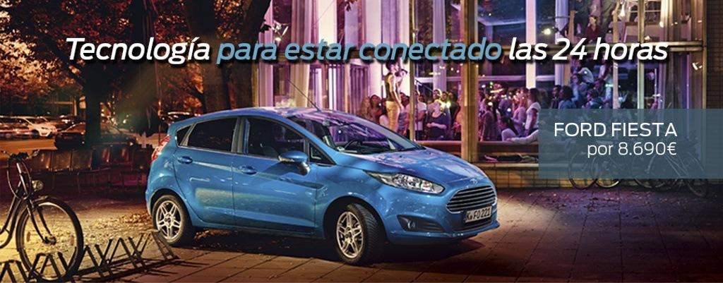 Irusa, Concesionario Oficial Ford en Arre (Navarra)