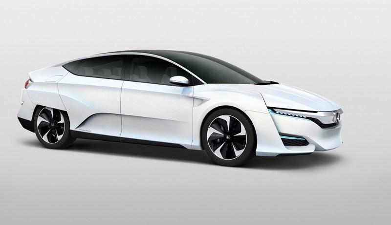 Honda FCV Concept, el futuro de la movilidad sin emisiones ya está aquí