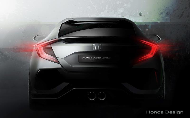 El Civic 5 puertas Prototype y el Clarity Fuel Cell lideran la presencia de Honda en Ginebra