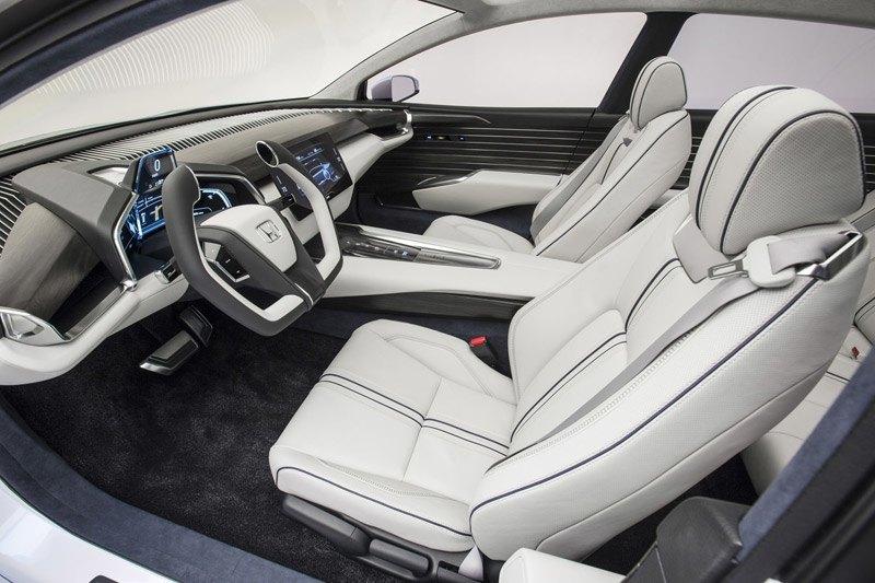 Estilo y movilidad sostenible se fusionan en el nuevo Honda FCV Concept
