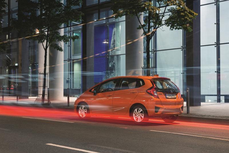 Europa abre las puertas al nuevo Honda Jazz
