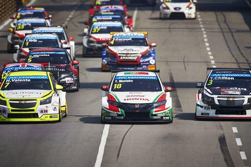 Final épica para Honda en el WTCC de Macao