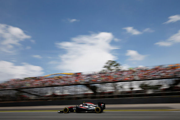 GP de Brasil: McLaren-Honda se prepara para Abu Dhabi