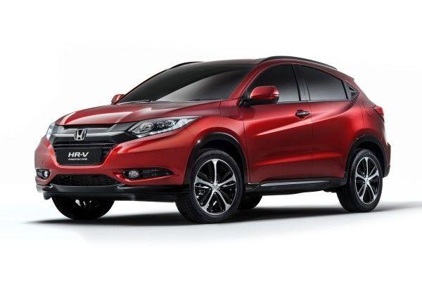 En Europa será HR-V, el nuevo SUV compacto de Honda