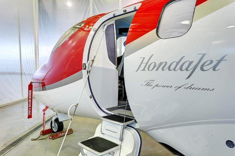 El HondaJet se une al Origami Day. ¿Tú también?