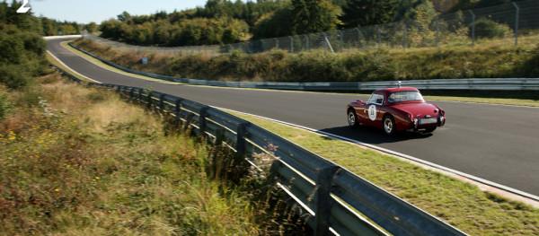 Los 5 circuitos de carreras que más disfrutarías con el Honda NSX