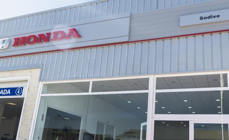 Nuevo concesionario Honda en Huelva