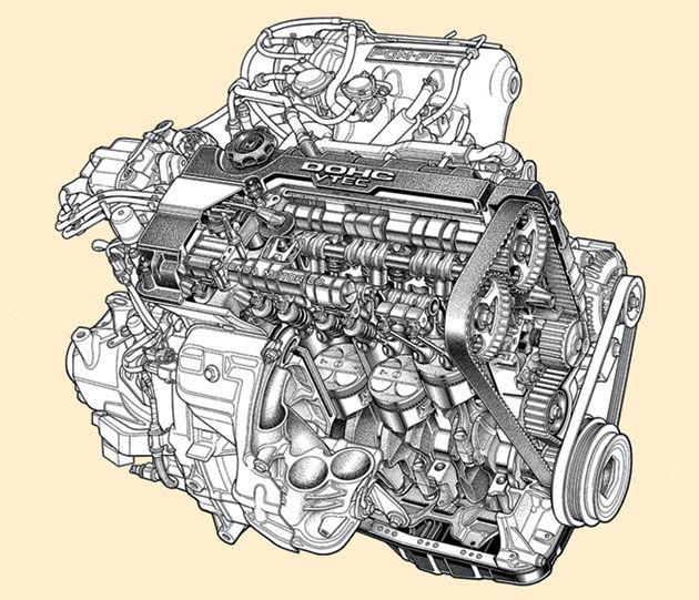 Detrás de la idea: un homenaje a los históricos ingenieros de Honda
