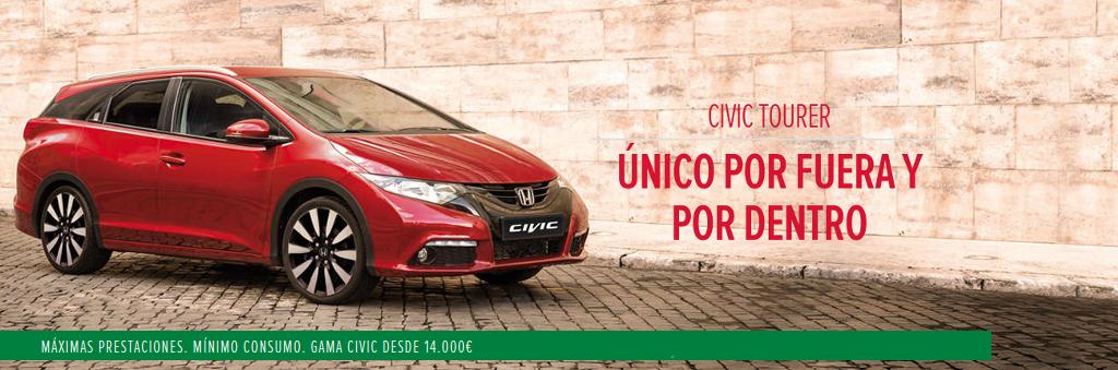 Tecnosca, Concesionario Oficial Honda en Huesca