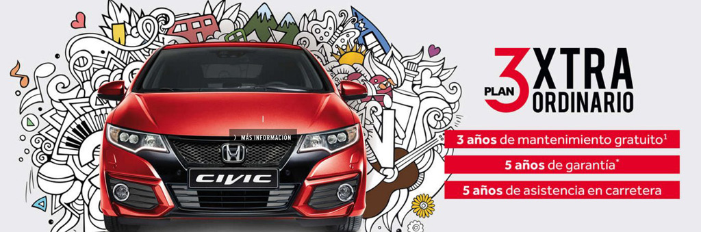 Motor Osca, Concesionario Oficial Honda en Huesca