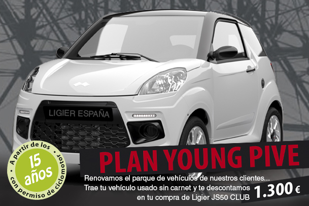 Plan Young PIVE Ligier