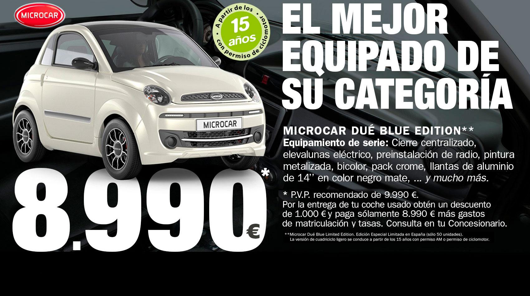 Microauto Center Alicante, Concesionario Oficial Ligier y Microcar en San Vicente del Raspeig (Alicante)