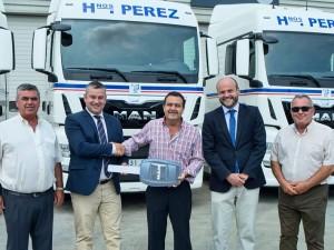 'El MAN TGX EfficientLine 2 es el camión más equilibrado del mercado'