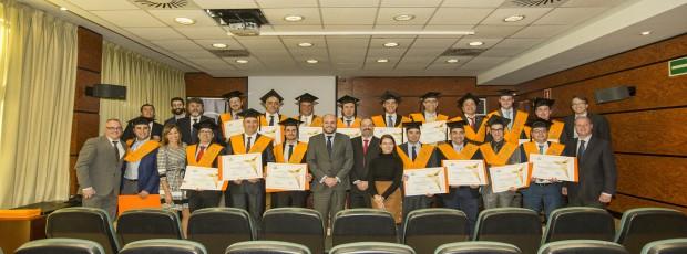 El Programa Ejecutivo de Gestión Comercial de MAN gradúa a sus primeros 17 alumnos