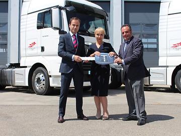 Transleyca incorpora a su flota la última tecnología de MAN Truck & Bus Iberia