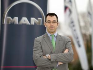 Ignacio Bendala, nuevo Jefe de Ventas de Discrecional de MAN para el mercado nacional