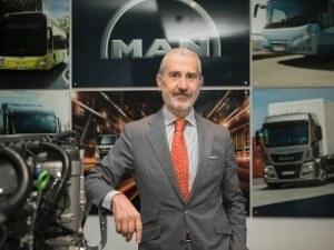 José Antonio Jiménez es el nuevo CEO de MAN Financial Services para España