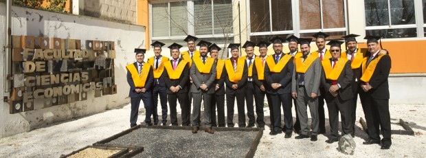 La segunda promoción del Programa Ejecutivo de Gestión Comercial de MAN, graduada