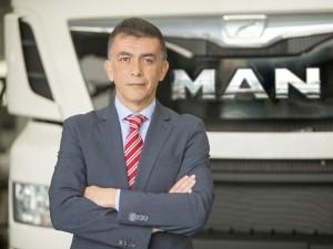 Luis Izquierdo es el director comercial de la nueva División de Furgonetas de MAN Truck & Bus Iberia