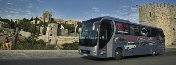MAN renueva su liderazgo en el segmento de autobuses y autocares por cuarta vez en cinco años