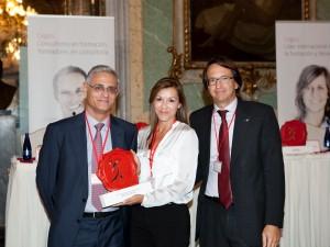 MAN Truck & Bus Iberia recibe el Premio Cegos - Equipos & Talento por sus buenas prácticas en el área de Recursos Humanos
