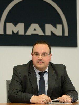 Manuel Fraile asume la dirección comercial de Buses en MAN Truck & Bus Iberia