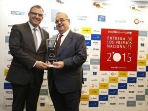 El MAN TGX EfficientLine 2, elegido 'Camión del Año en España 2015'